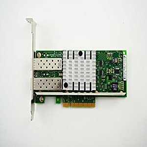 Macroreer for Intel E10G42BTDA Server Adapter X520-DA2 10Gbps PCI Express 2 x SFP+