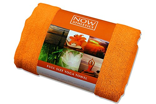 Yoga Towel - Micro-fiber Non-slip Ultra Sweat Absorbent