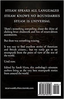 Steampunk World: Jay Lake, Ken Liu, Nisi Shawl, Nayad