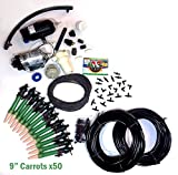 Blumat 50-plant Pump System, Only 9'' Carrots