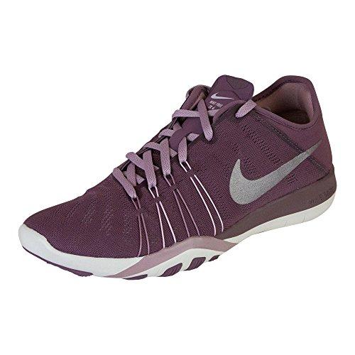 Vrouwen Nike Free Tr 6 Sportschoenen Paars Schaduw / Gebleekt Lila