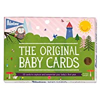 Milestone - Baby Photo Cards Original - Set of 30 Photo Cards to Capture your...