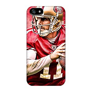 New Premium BwR13422fSMx Cases Covers For Iphone 5/5s/ San Francisco 49ers Protective Cases Covers