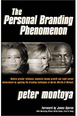 The Personal Branding Phenomenon Hardcover