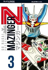 Mazinger Z, tome 3 par Gō Nagai