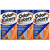 Odoreaters Supertuff Insoles - Pack of 3