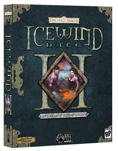 Icewind Dale 2 - PC (Icewind Dale Pc Game)