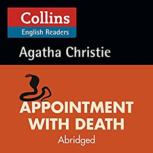 Appointment with Death: B2 (Collins Agatha Christie ELT Readers) Hörbuch