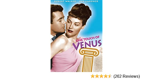 Amazoncom One Touch Of Venus Ava Gardner Robert Walker