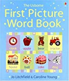 First Picture Word Book, Jo Litchfield, Caroline Young, 0794506453