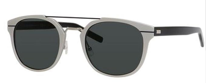 8ebcbfa613303 Amazon.com  New Christian Dior Homme Al 13 5 S 0GQY P9 Silver Blue ...