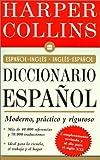HarperCollins Diccionario Espanol, HarperCollins Publishers, 0061031607