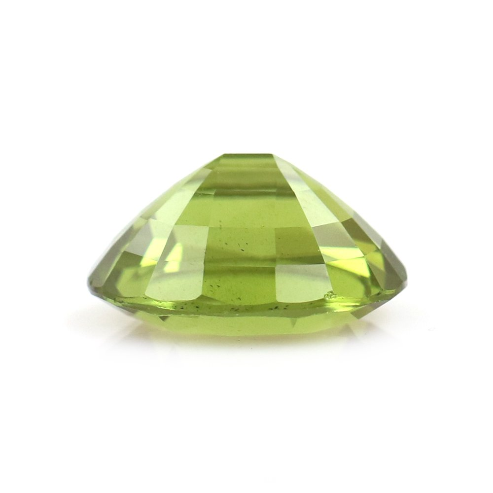 100%Natural Peridot Burma Oval 9.49 Carats TCW Fine Quality Gem By DVG by DVG Jewellery (Image #3)
