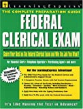 Federal Clerical Exam, Learning Express Editors, 157685101X