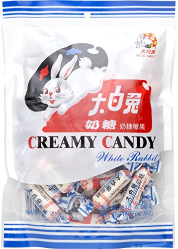 (White Rabbit Creamy Candy, 6.3 oz (Pack of 6))