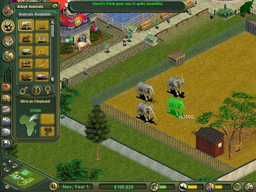 Amazon com: Zoo Tycoon - Mac: PC: Video Games