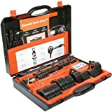 General Wire CST2 Cold-Shot Pipe Freeze Kit Small Black and orange