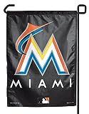 Florida Marlins 11x15 Garden Flag - Licensed MLB Merchandise - Miami Marlins Collectible