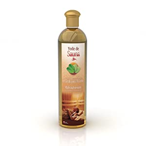Camylle - Voile de Sauna - Sauna Fragrance based on pure Essential Oils Ð Euca/Mint - Refreshing Ð 500ml