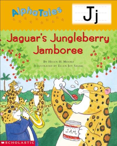 AlphaTales: J: Jaguar's Jungleberry Jamboree (Alpha