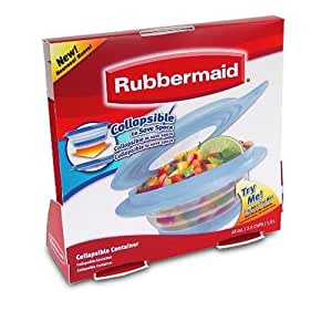 Rubbermaid Collapsibles Food Storage Container, 2 1/2-cup (NIS0007169123913)