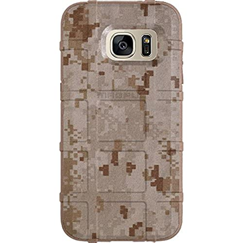 LIMITED EDITION - Authentic Made in U.S.A. Magpul Industries Field Case for Samsung Galaxy S7 (Not for S7 Edge or S7 Active) (Desert Digital Camouflage) Sales