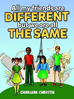 My friends are all different book