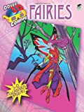 Dover Publications Fairies Coloring Book 3D (Dover 3-D Coloring Book)