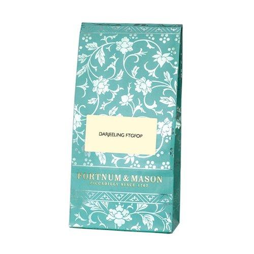 Fortnum & Mason Darjeeling Fine Tippy Golden Flowery Orange Pekoe Tea 250g Loose Leaf Bag