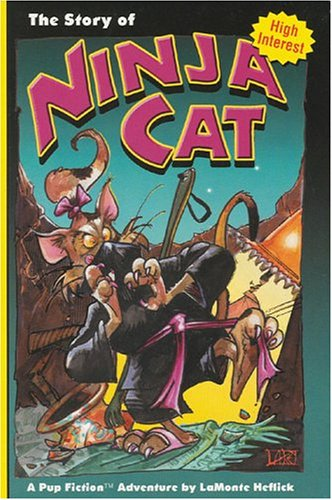 Download The Story of Ninja Cat ebook