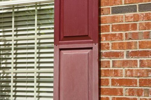 Shutter Renu 18-24 Shutter Kit Restores Original Color And Luster To Faded Shutters. Immediate Results. Apply Once Every 10 Years. No Toxic Odors. Use on shutters, garage doors, mailboxes and more. by Shutter Renu (Image #2)