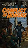Conflict of Honors, Steve Miller and Sharon Lee, 0345353536