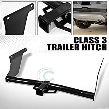 "Class 3 Trailer Hitch Receiver Rear Bumper Towing 2/"" For 2013-2018 Ford Escape"