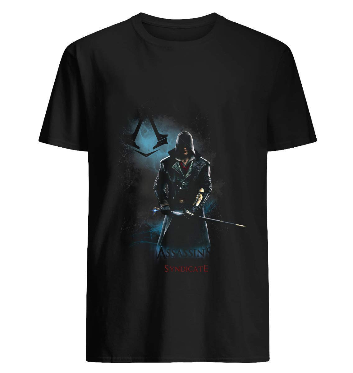 Assassin S Creed Syndicate 70 T Shirt For Unisex