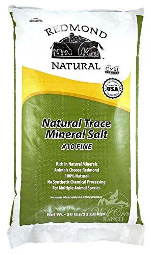 REDMOND Trace Mineral Salt