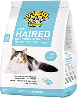 product image for Dr. Elsey's Long Haired Cat Litter, 8lbs