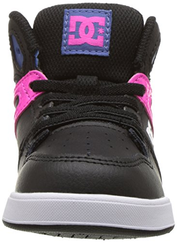 Shoes DCREBOUND noir DC Mixte UL Adulte Rebound rose 87ddqw