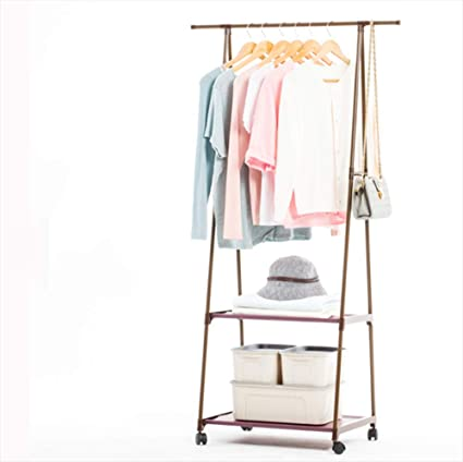 Amazon Keoa Drying Racks Movable Hangers Bedroom Hangers Extraordinary Standard Coat Rack Height