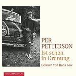 Ist schon in Ordnung | Per Petterson