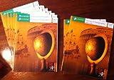 New Lifepac Grade 1 4-Subject Box Set (Math, Language, Science & History / Geography, Alpha Omega, 1st GRADE, HomeSchooling CURRICULUM, New Life Pac