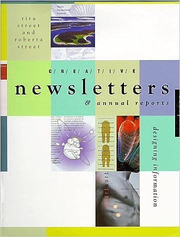 Creative Newsletter Design: Amazon.es: Rita Street: Libros en idiomas extranjeros