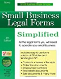 img - for Small Business Legal Forms Simplified (Small Business Made Simple) book / textbook / text book