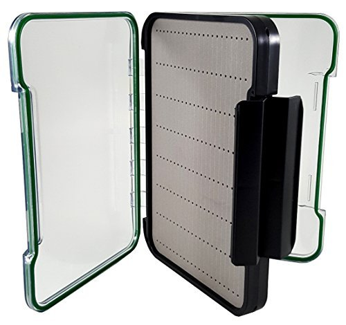 Jumbo Sized Magnum Polycarbonate Fly - Box Fly Waterproof Large