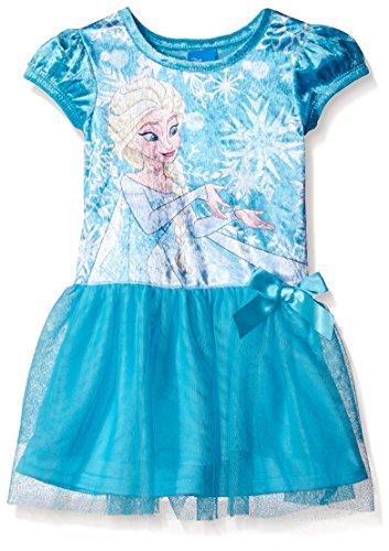 elsa tutu dress - 8