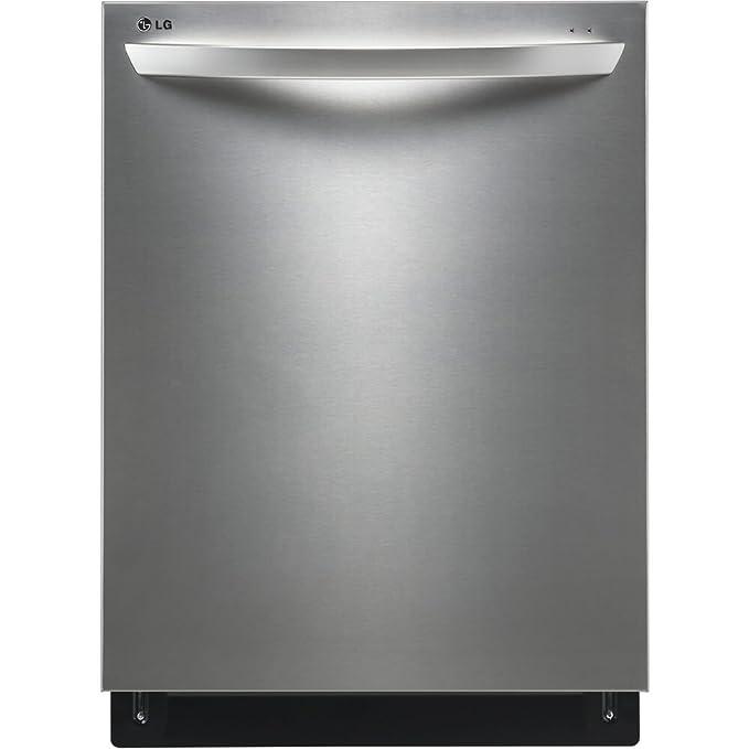 LG ldf7774st Totalmente integrado para lavavajillas, acero ...