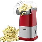 OPOLAR Fast Hot Air Popcorn Popper Machine, No Oil Popcorn Maker with Measuring
