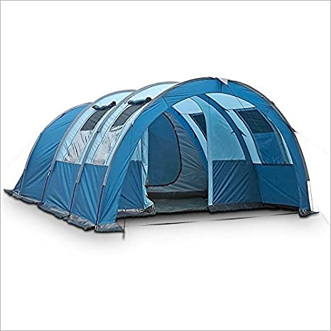 Tienda de campaña Tienda de campaña familiar Camping 4 personas 480 x 340 x 200 cm: Amazon.es: Deportes y aire libre