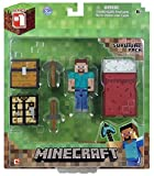Minecraft Core Player Survival Pack Action Figure and More by Sonrigen