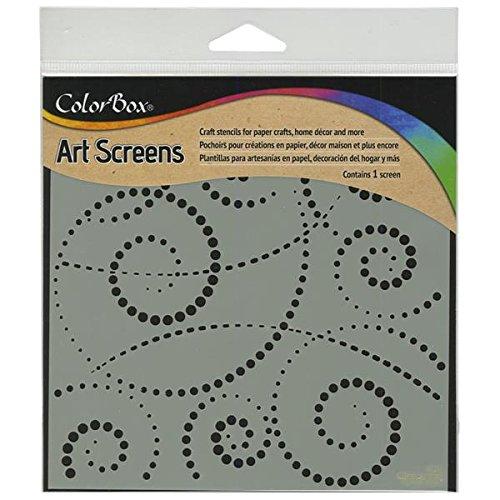- Art Screens Swirl Dot