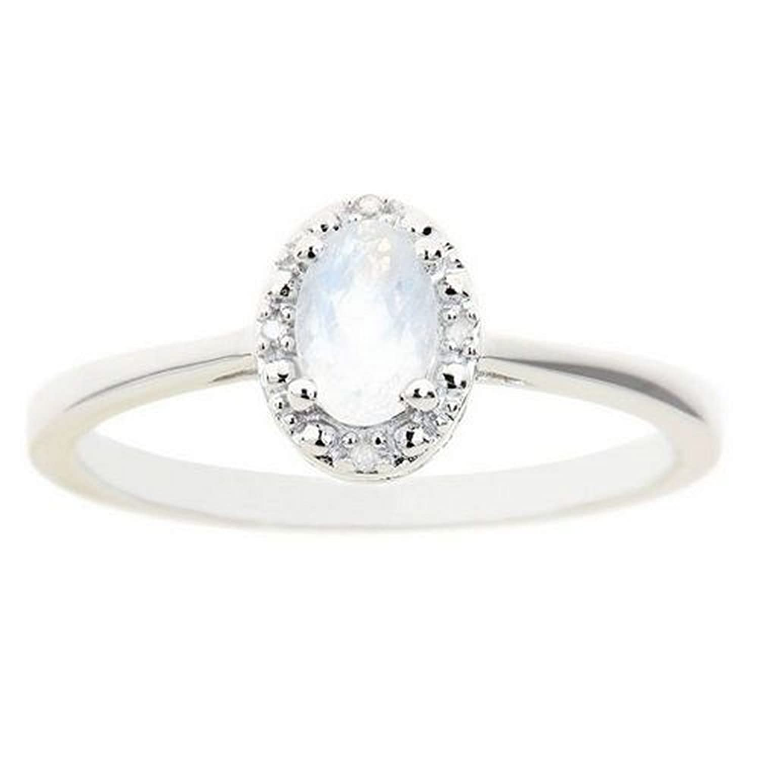 whiteview accent halo alice engagement rings square cut solitare round ring